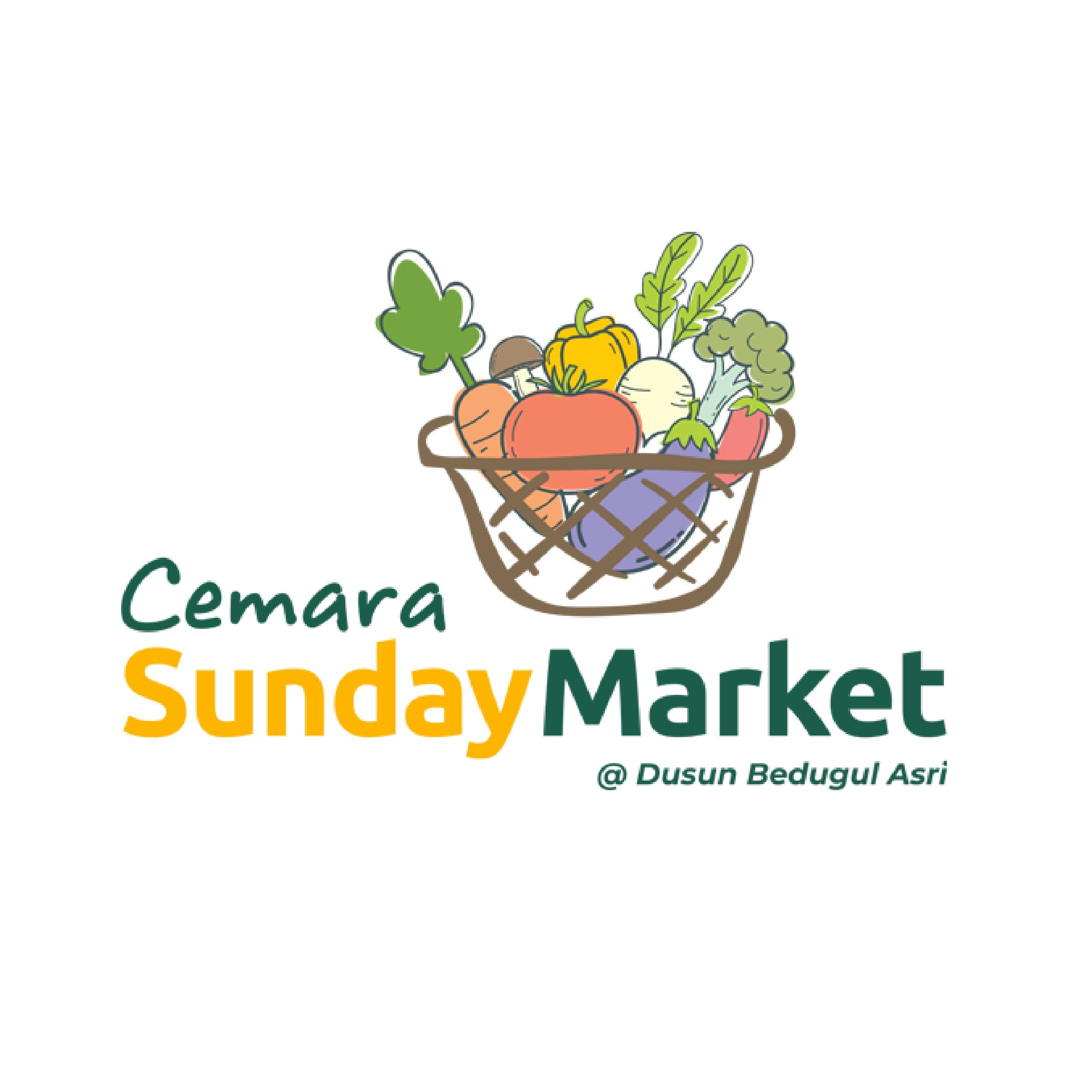 Cemara Sunday Market