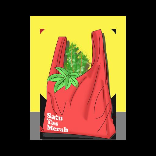Satu Tas Merah